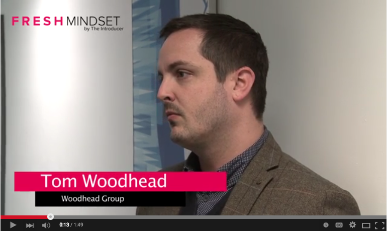 Vistage Member, Tom Woodhead, Shares How Adam Helped Him Pursue A New Business Opportunity
