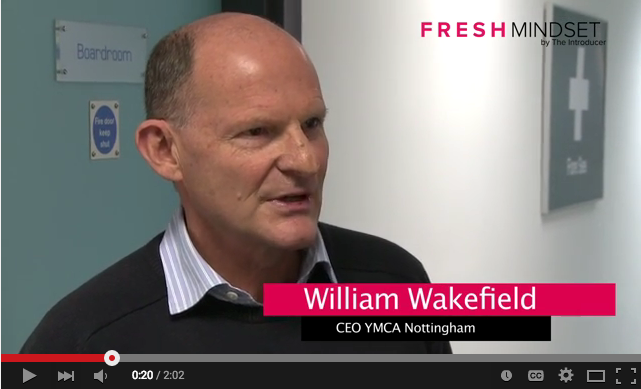 William Wakefield Testimonial on Adam Harris as Business Consultant