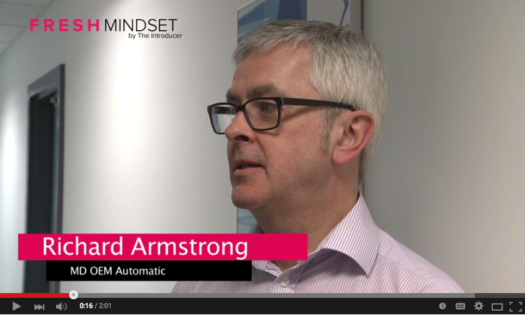 Richard Armstrong Discusses The Value Of Vistage Peer Groups