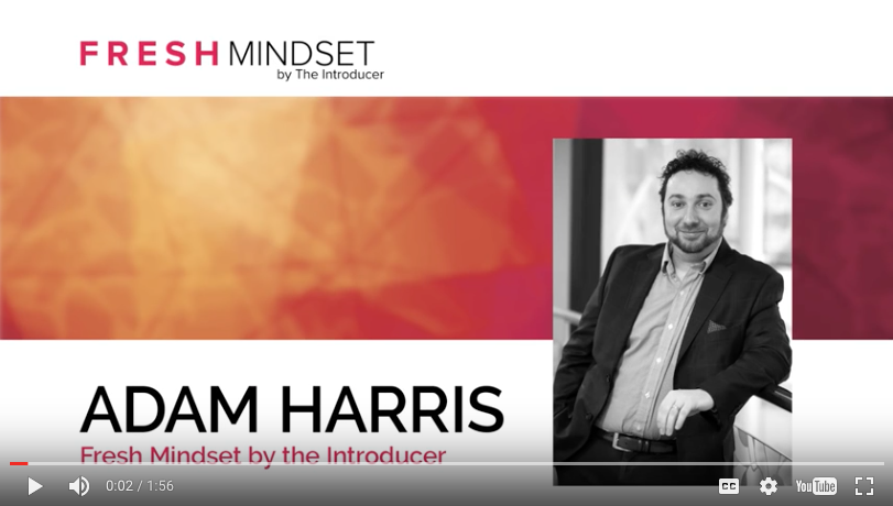 Adam Harris – The Introducer